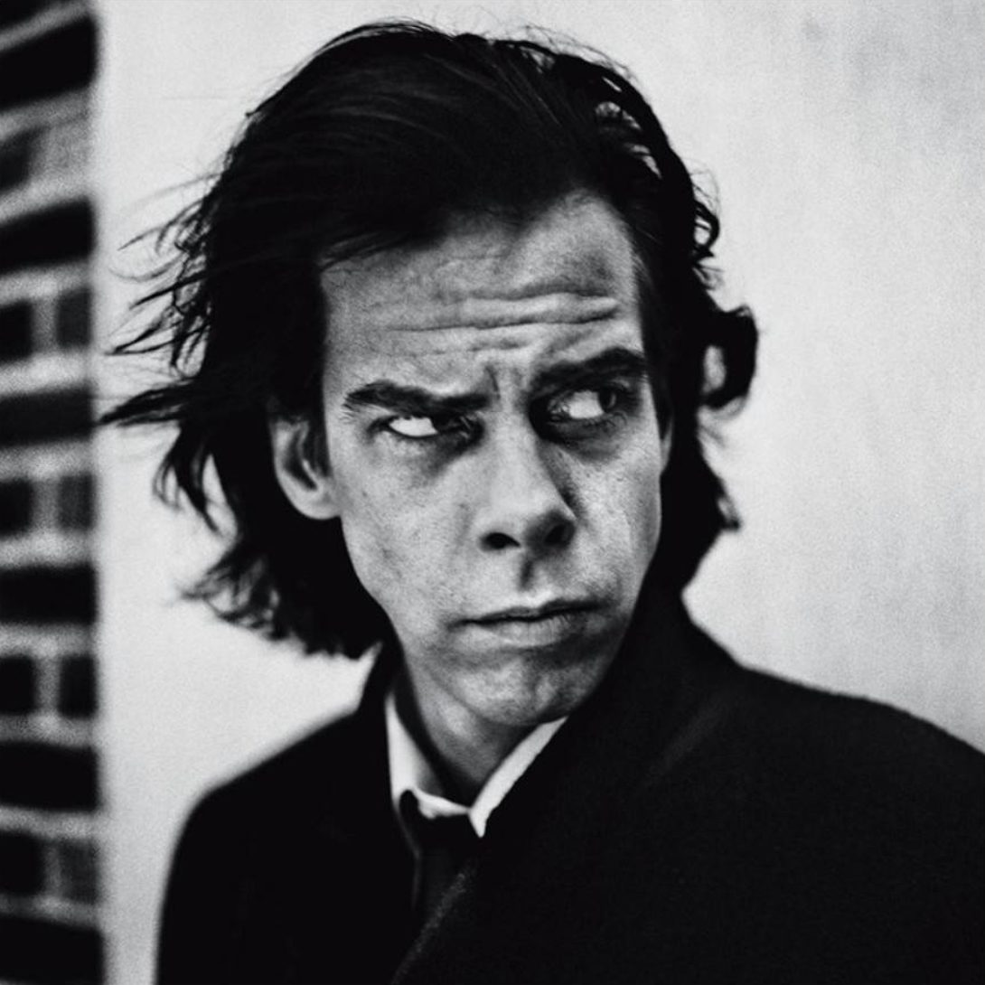 © Anton Corbijn, Nick Cave London 1996
